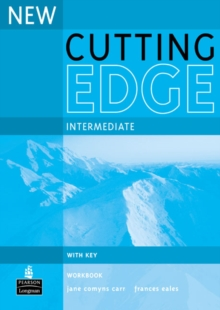 New Cutting Edge Intermediate Workbook with Key, Paperback