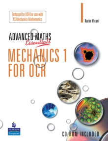A Level Maths Essentials Mechanics 1 for OCR, Mixed media product