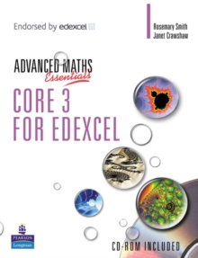 A Level Maths Essentials Core 3 for Edexcel, Mixed media product