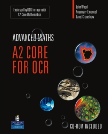 A2 Core Mathematics for OCR, Mixed media product