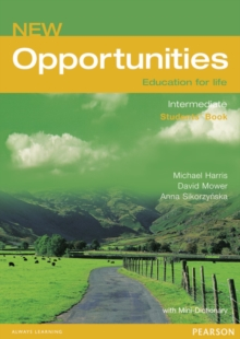 Opportunities : Global Intermediate Students' Book, Paperback