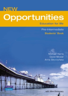 Opportunities Global Pre-Intermediate : Students' Book, Paperback Book