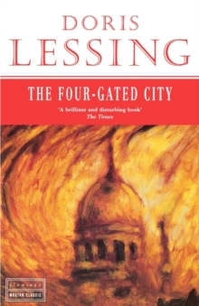 The Four Gated City, Paperback