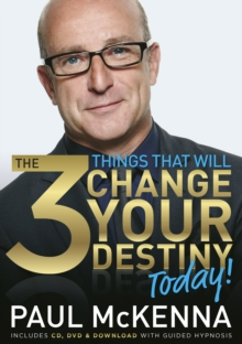 The 3 Things That Will Change Your Destiny Today, Paperback