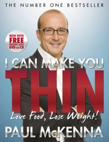 I Can Make You Thin : New Full Colour Edition (Includes Free DVD and CD), Paperback
