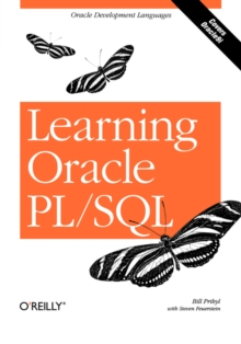 Learning Oracle PL/SQL, Paperback