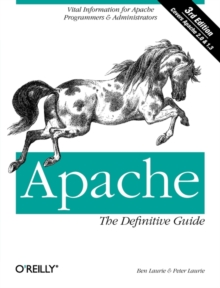 Apache : The Definitive Guide, Paperback
