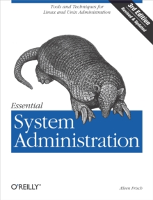 Essential System Administration, Paperback Book