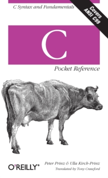 C Pocket Reference, Paperback