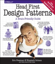 Head First Design Patterns, Paperback