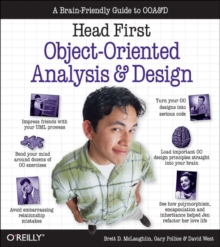 Head First Object-oriented Analysis and Design, Paperback Book