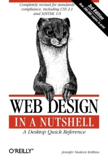 Web Design in a Nutshell, Paperback