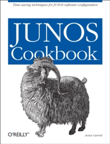 JUNOS Cookbook, Paperback