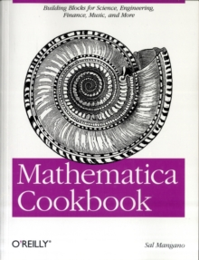 Mathematica Cookbook, Paperback
