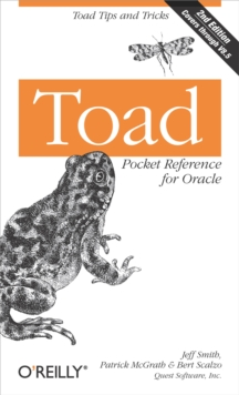 Image of Toad Pocket Reference for Oracle : Toad Tips and Tricks