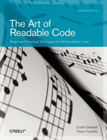 The Art of Readable Code, Paperback