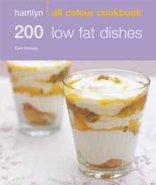 200 Low Fat Dishes, Paperback