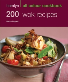 200 Wok Recipes, Paperback
