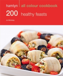 200 Healthy Feasts, Paperback