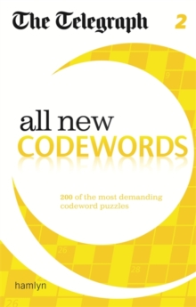 The Telegraph: All New Codewords 2, Paperback
