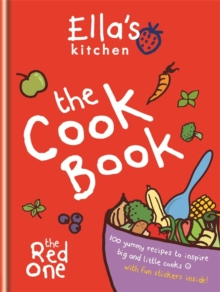 The Cookbook : The Red One, Hardback Book