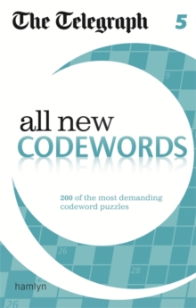 All New Codewords : Codewords 5, Paperback