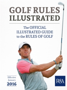 Golf Rules Illustrated, Paperback Book