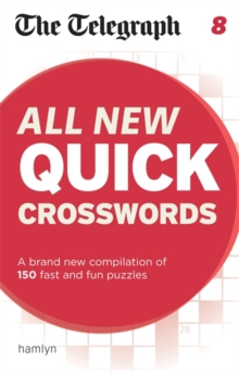 The Telegraph : All New Quick Crosswords, Paperback