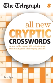 The Telegraph : All New Cryptic Crosswords, Paperback