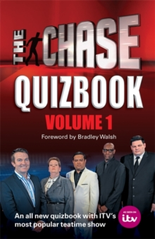 The Chase Quizbook : The Chase is on! Volume 1, Hardback