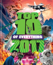 Top 10 of Everything, Hardback