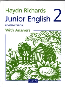Haydn Richards Junior English Book 2 with Answers (Revised Edition), Paperback
