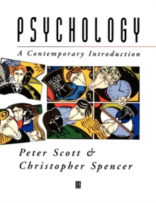Psychology : A Contemporary Introduction, Paperback