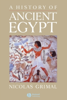 A History of Ancient Egypt, Paperback