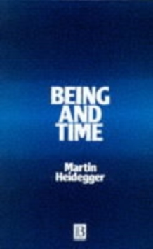 Being and Time, Paperback Book