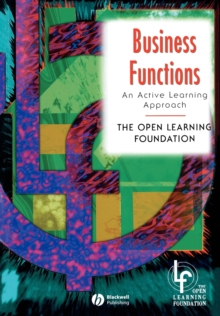 Business Functions : An Active Learning Approach, Paperback