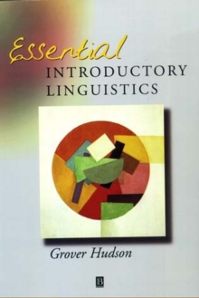 Essential Introductory Linguistics, Paperback