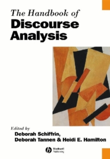 The Handbook of Discourse Analysis, Paperback