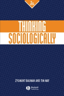 Thinking Sociologically, Paperback