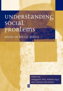 Introduction to Social Problems : Issues in Social Policy, Paperback