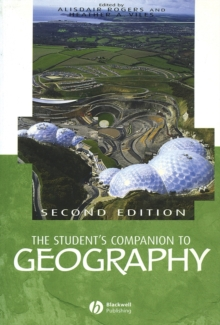 The Student's Companion to Geography, Paperback Book