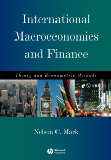 International Macroeconomics and Finance : Theory and Econometric Methods, Paperback