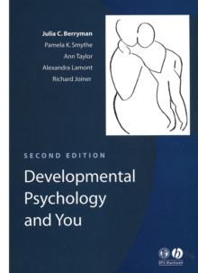 Developmental Psychology and You, Paperback