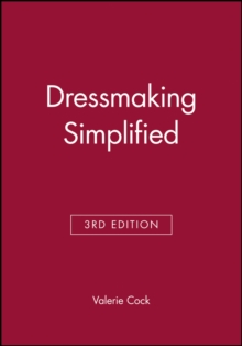 Dressmaking Simplified, Paperback