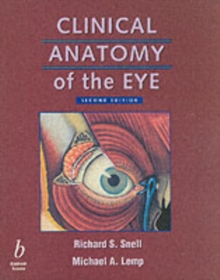 Clinical Anatomy of the Eye, Paperback Book