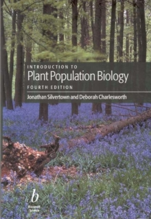 Introduction to Plant Population Biology, Paperback