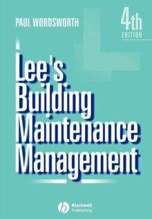 Lee's Building Maintenance Management, Paperback