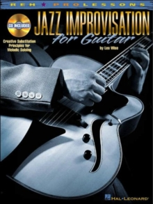 Jazz Improvisation for Guitar, Paperback