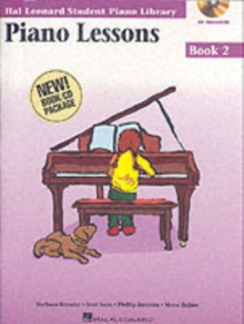 Hal Leonard Student Piano Library : Piano Lessons Book 2, Mixed media product