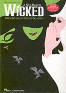 Wicked : Piano/vocal Selections, Paperback